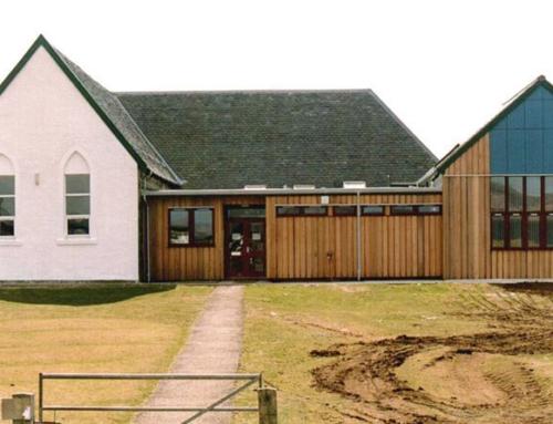 Pre 5 Unit, Bunessan Primary School, Isle Of Mull
