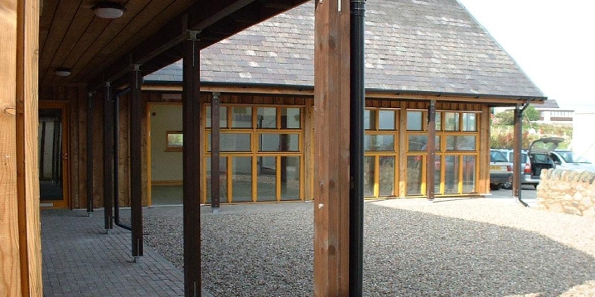 Craft Workshops, Isle of Gigha
