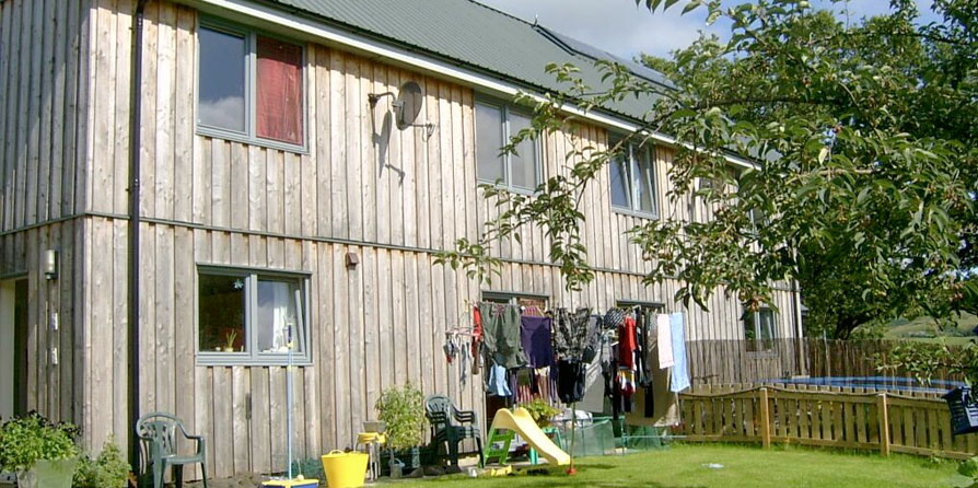 Affordable Housing, Dalavich For West Highland Housing