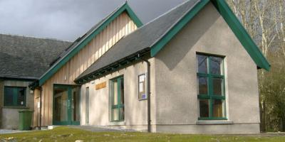 Taigh Na Sgoile Drochaid Ruaidh (Roybridge School House Project)